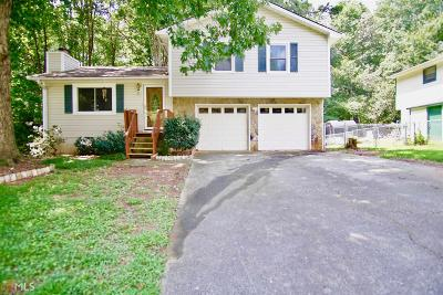 Snellville Single Family Home New: 4135 Taglenwood Rd