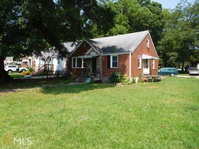 Decatur Single Family Home New: 2596 Northview Ave