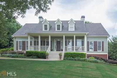 Dawsonville Single Family Home New: 203 Gold Leaf Ter