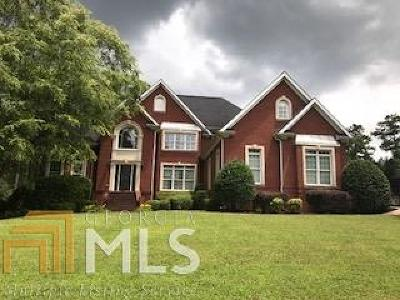 McDonough Single Family Home Under Contract: 622 Champions Dr