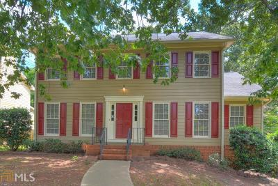 Stone Mountain Single Family Home New: 2856 Highland Park Dr