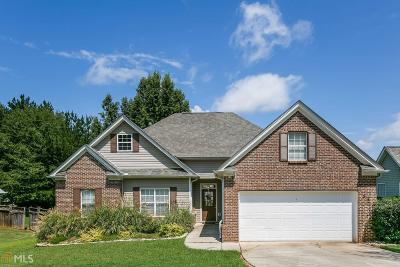 Newnan Single Family Home Under Contract: 317 Baldwin Ct