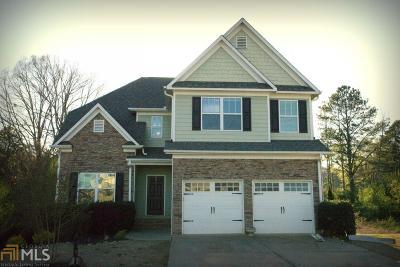 Ball Ground Single Family Home New: 210 Reston Ct