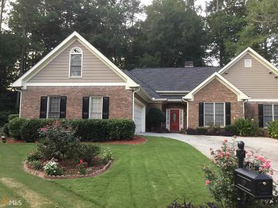 Stone Mountain Single Family Home New: 612 Wind Rush