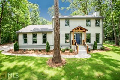 Sugar Hill Single Family Home New: 4574 Forest Green
