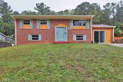 Clayton County Single Family Home New: 1367 Pineglen #Five/10