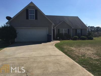Statham Single Family Home Under Contract: 421 NE Corbin Ct
