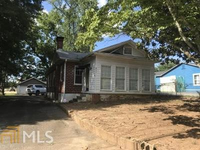 Marietta Commercial For Sale: 411 Barber Rd