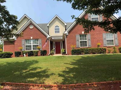 Buckhead, Eatonton, Milledgeville Single Family Home New: 139 Collis Cir