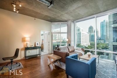 Metropolis Condo/Townhouse For Sale: 943 Peachtree