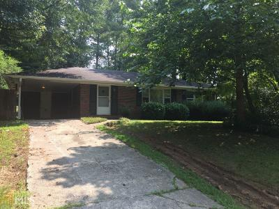 Marietta Single Family Home New: 541 Oriole Dr