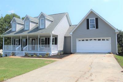 Winder Single Family Home New: 753 Coleen Dr