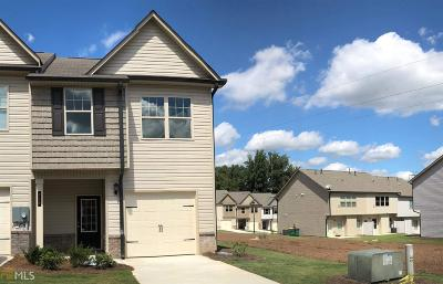 Winder Condo/Townhouse For Sale: 370 Turtle Creek Dr