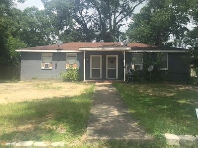Columbus Multi Family Home For Sale: 3201 Decatur St