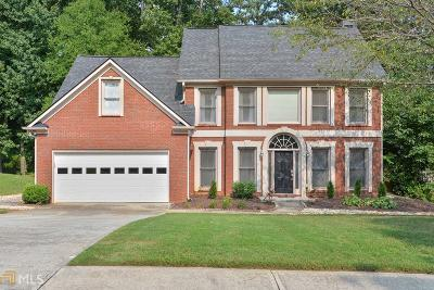 Acworth Single Family Home New: 3186 Sail Winds Dr