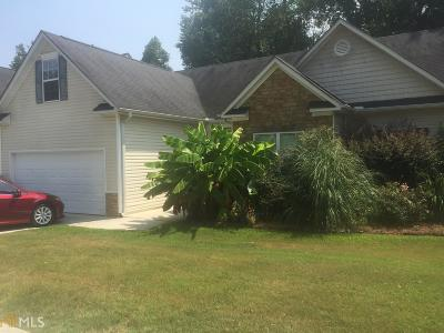 Loganville Single Family Home Under Contract: 4473 Prather Pass Dr