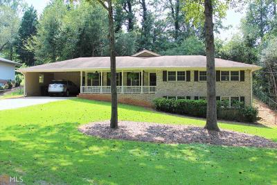 Lilburn Single Family Home Under Contract: 1065 Lanford Dr