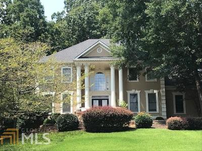 Roswell Single Family Home New: 115 Larne Ct