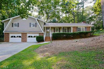 Marietta Single Family Home New: 3021 Wendwood Ct