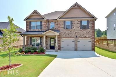 Dacula Single Family Home New: 1687 Rolling View Way
