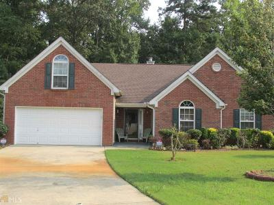 Clayton County Single Family Home New: 5430 S Crest Ridge Dr