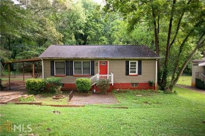 Decatur Single Family Home New: 1410 Cobb Branch