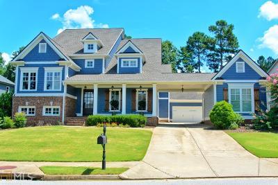 Dallas Single Family Home New: 110 Rose Hall