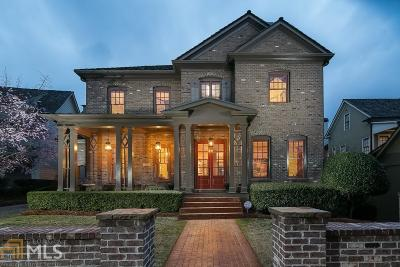 Cumming Single Family Home New: 6125 Odell St