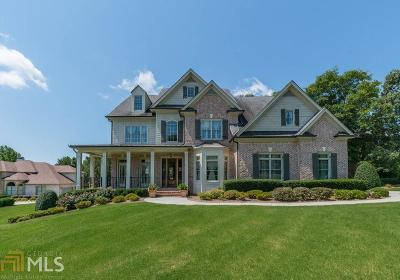 Lawrenceville Single Family Home New: 1825 Angus Lee Dr