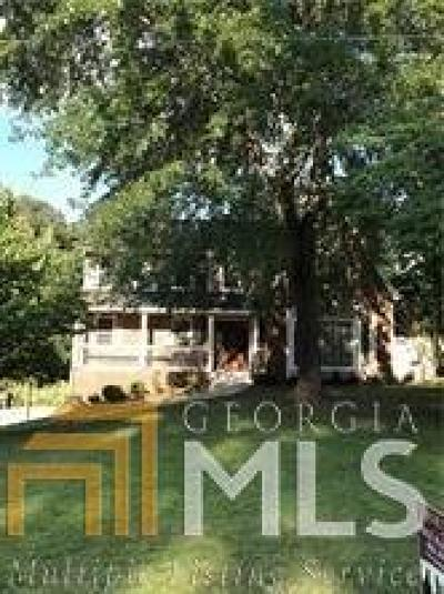 Roswell Single Family Home Under Contract: 5001 McPherson Dr