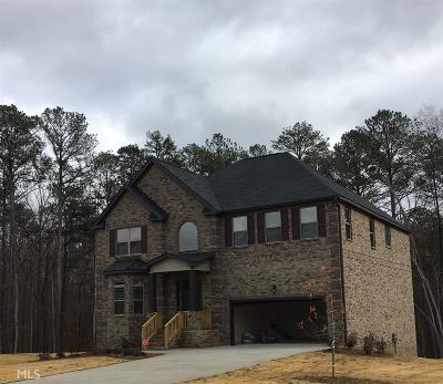 Fayetteville Single Family Home For Sale: 140 Davenport Pl #Lot 26