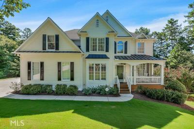 Johns Creek Single Family Home New: 490 Hendron Pl
