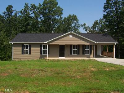 Dahlonega Single Family Home New: 500 Shenandoah
