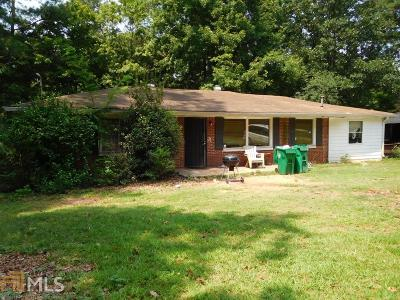 Decatur Single Family Home New: 1433 Dennis Dr