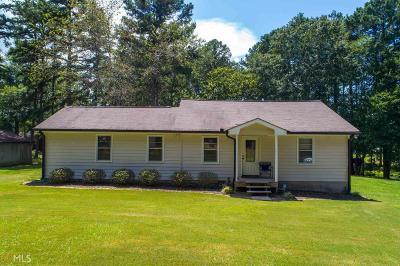 Braselton Single Family Home For Sale: 1129 Braselton Hwy