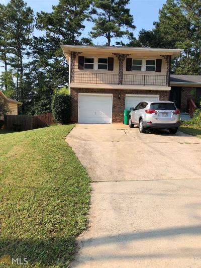 Stone Mountain Single Family Home New: 4242 Indian Forest Rd