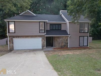 Stone Mountain Single Family Home Under Contract: 1046 Chapman Lane