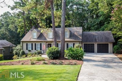 Marietta Single Family Home New: 3430 Pebble Hill Dr