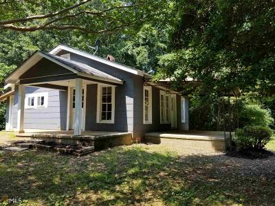 Jasper Single Family Home New: 2095 Talking Rock Rd