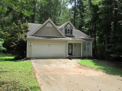 Conyers Single Family Home New: 2185 Hampton Trl