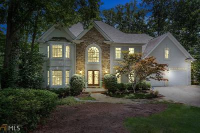 Cobb County Single Family Home New: 1102 Kelden Ridge