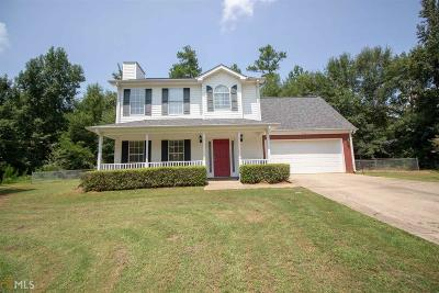 Jefferson Single Family Home New: 323 Academy Woods Dr