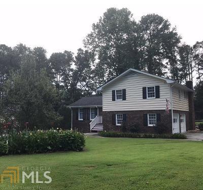 Lilburn Single Family Home New: 855 Killian Hill Rd
