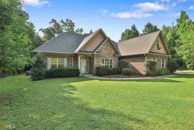 Newnan Single Family Home New: 394 Brandish Dr