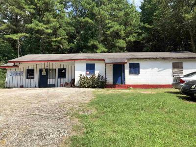 Covington Commercial For Sale: 995 Highway 162