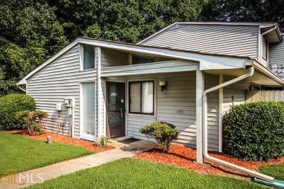 Marietta Condo/Townhouse For Sale: 3860 SW Mulkey Cir