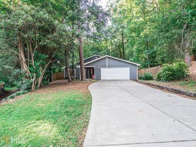 Roswell Single Family Home New: 700 Creekwood Xing