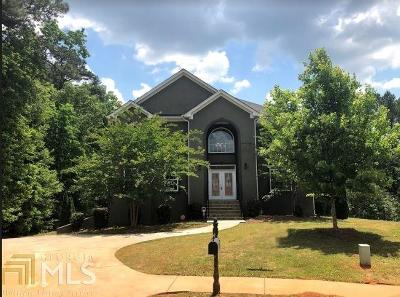 Fulton County Single Family Home New: 614 Augusta Dr