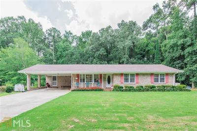 Kennesaw Single Family Home Under Contract: 1945 Big Shanty Dr