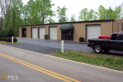 White County Commercial For Sale: 1109 Asbestos Rd
